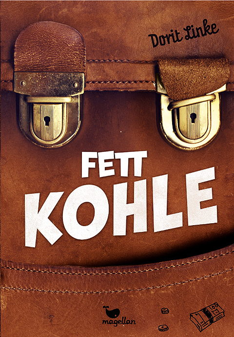 "Auf den Spuren des Romans ""Fett Kohle"""