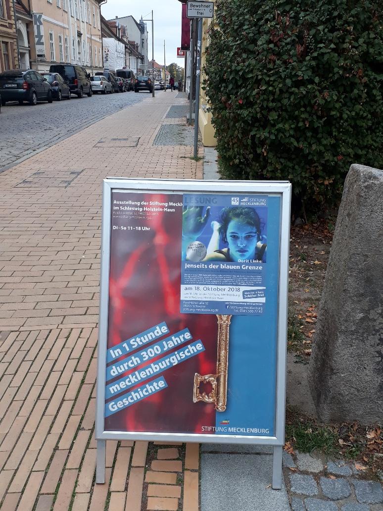 (Deutsch) Schweriner Literaturtage 2018