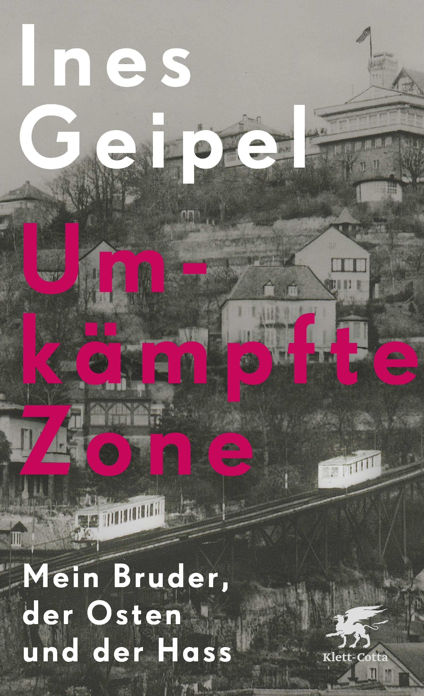 """Herausragend: """"Umkämpfte Zone"""" von Ines Geipel"""