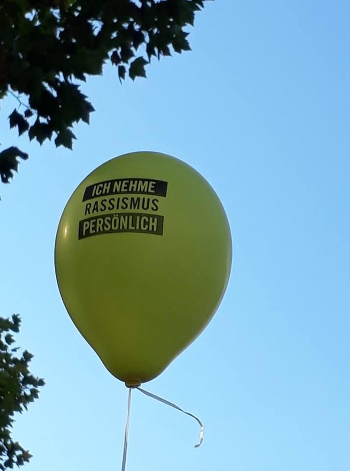 Am 24. August nach Dresden – Unteilbar!