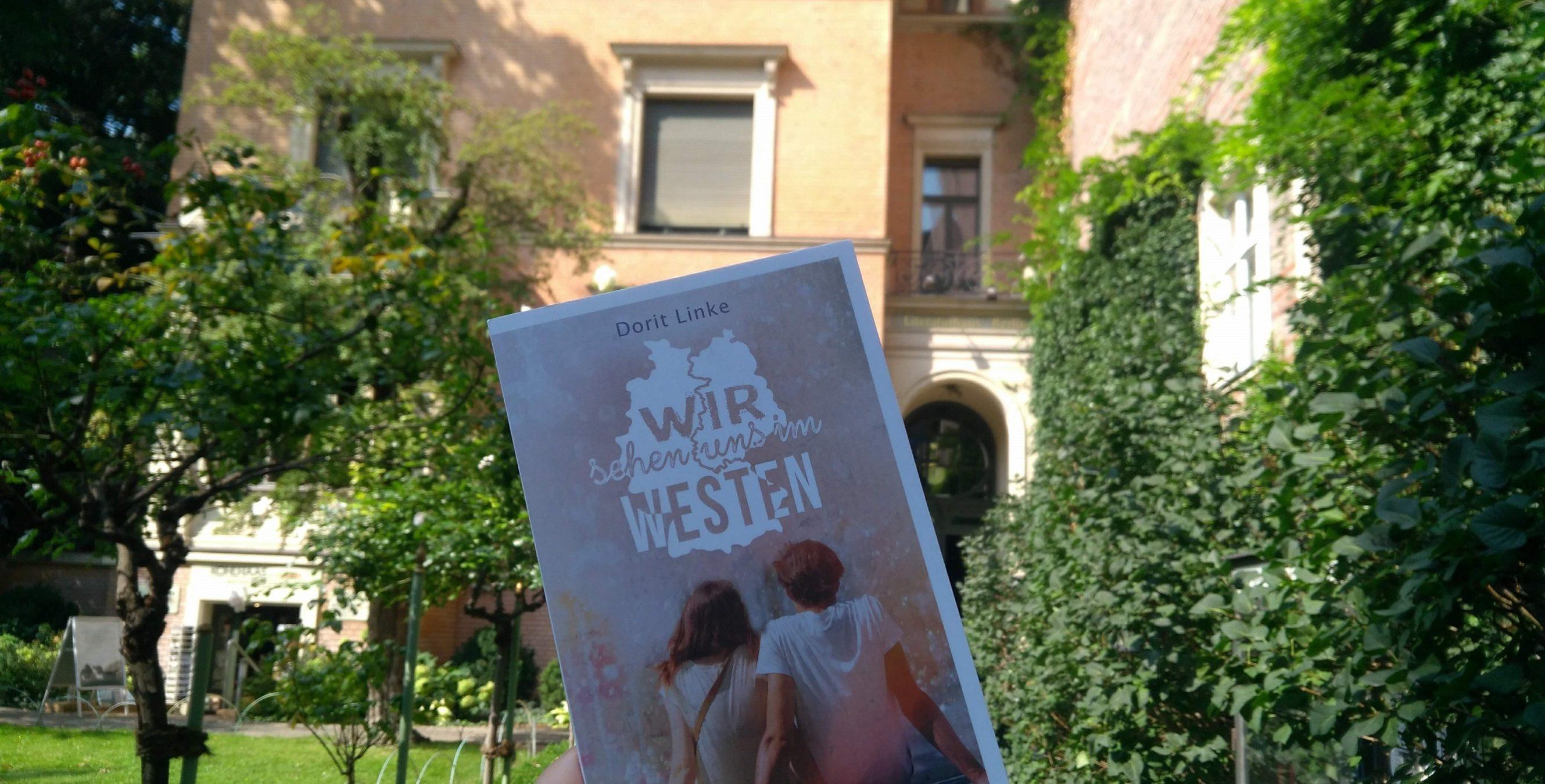 """Premierenlesung """"Wir sehen uns im Westen"""""""