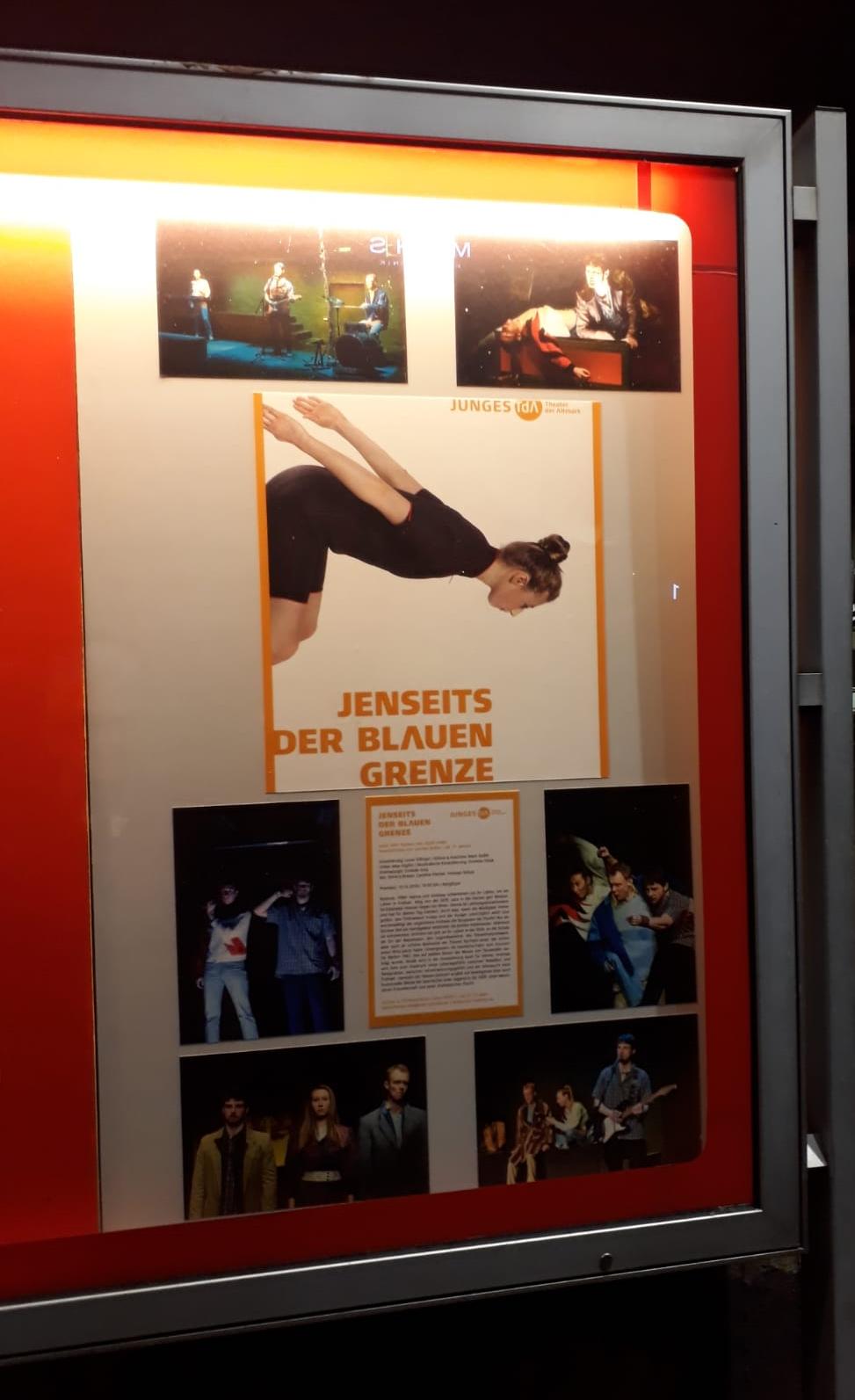 """Premiere am Theater der Altmark in Stendal """"Jenseits der blauen Grenze"""""""