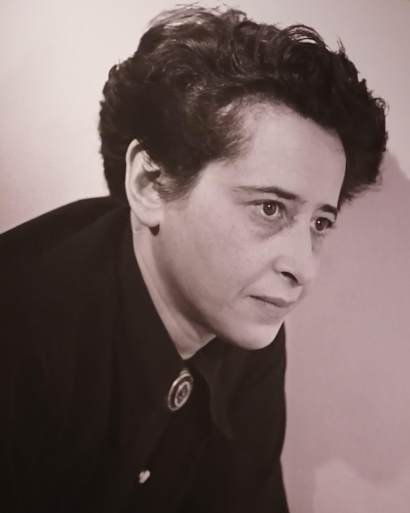 Hannah Arendt in Berlin